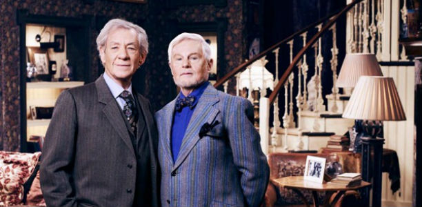 Gandalf(X-Men) e Mestre(Dr.Who)