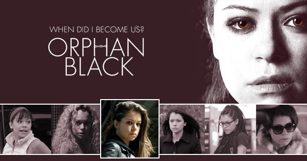 A&E estréia o sucesso 'Orphan Black' 1