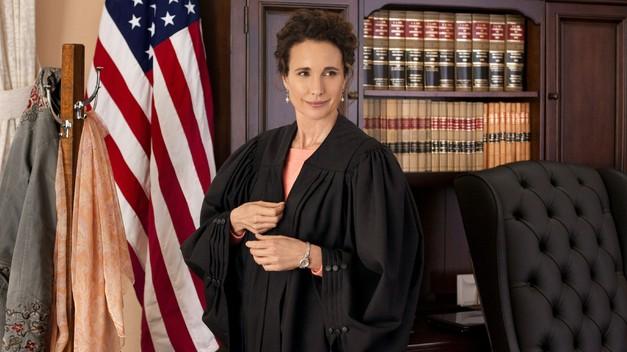 a juiza