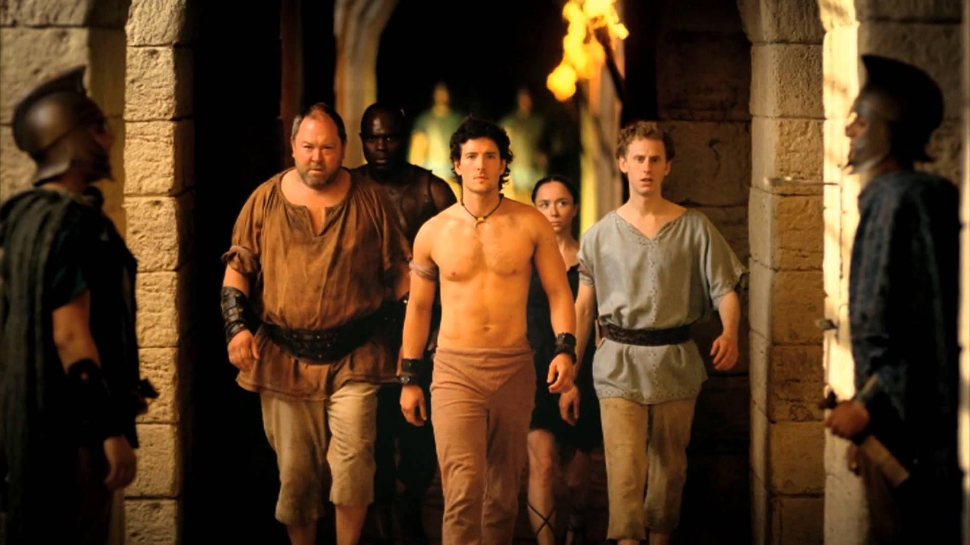 Hércules, Jason e Pitágoras
