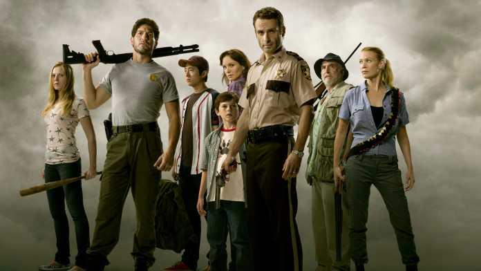 AMC anunciou Spin-off de The Walking Dead 1