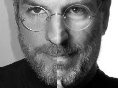 Comparação de Steve e Ashton