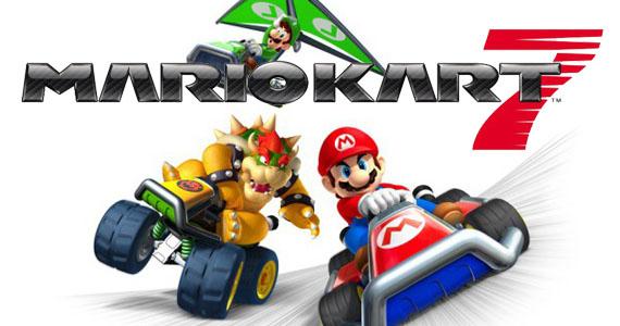 Mario Kart 7 não inova muito, mas ainda garante diversão 1