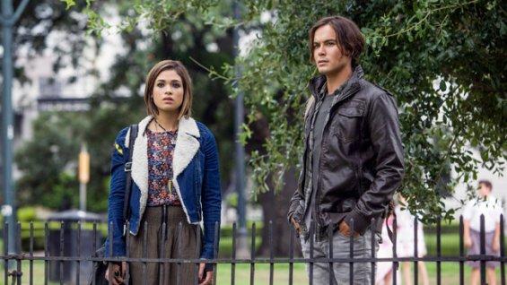 Caleb e Miranda