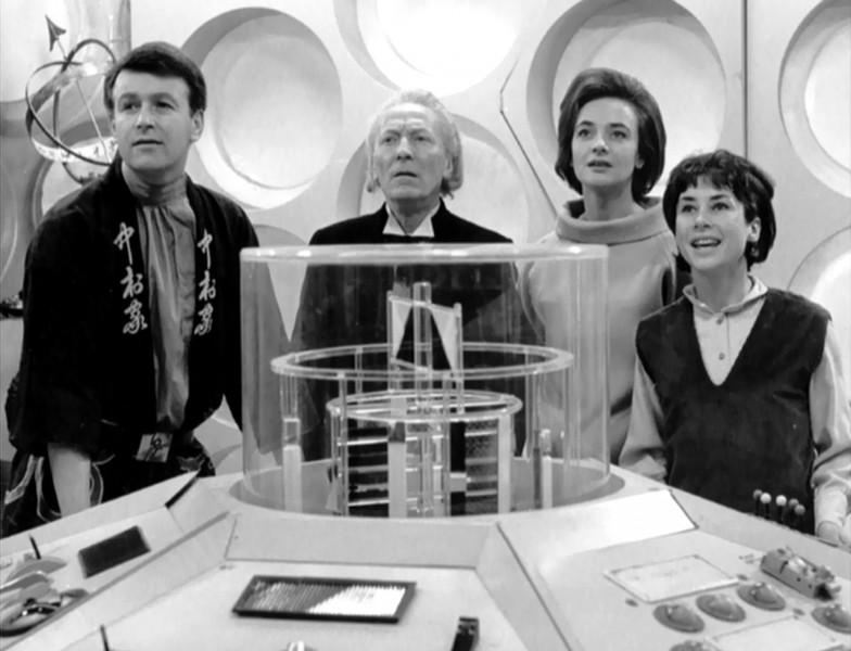 Doctor-Ian-Barbara e Suzan