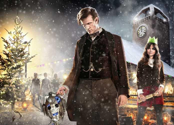 Vídeo de Bastidores do Especial de Natal de Doctor Who 1