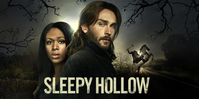 Sleepy Hollow capa
