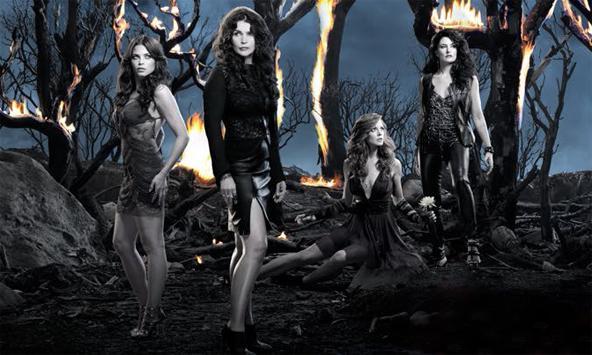 Não Julgue a série pelo piloto: Witches of East End 1