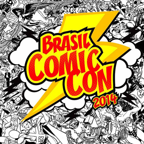 Começa a venda de ingressos para a Brasil Comic Con 2014 1