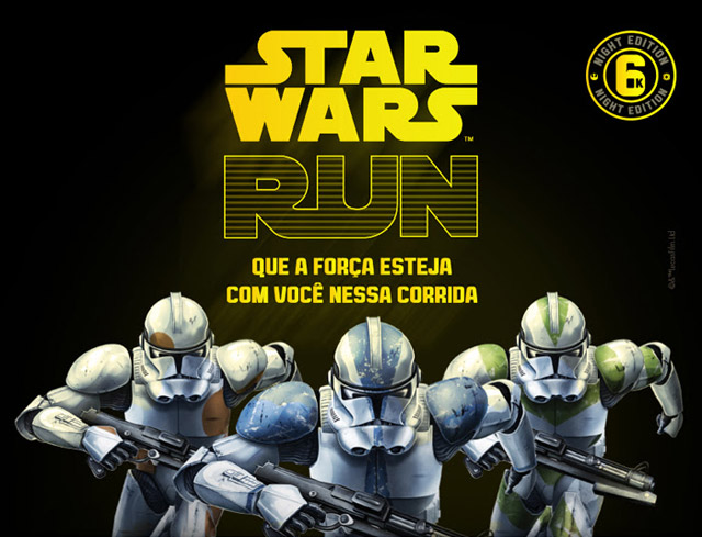 "Local da corrida ""Star Wars Run"" é alterado 1"