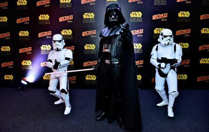 Star Wars Run reúne 5 mil fãs em São Paulo 1