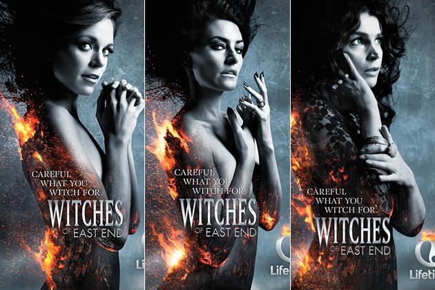 Promo da segunda temporada de 'Witches of East End' 1