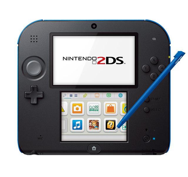 Nintendo 2DS, o Novo Portátil da Nintendo 1