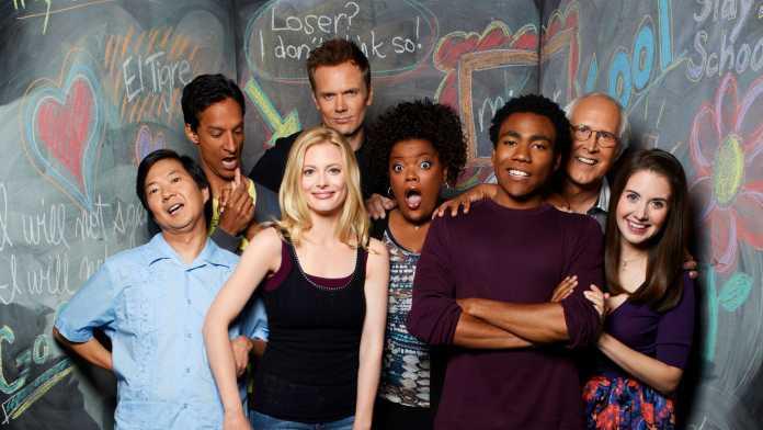 Yahoo garante a sexta temporada de 'Community' 1