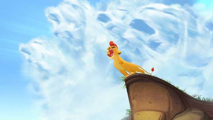 Disney anuncia  a produção de The Lion Guard, animação inspirada em O Rei Leão 1