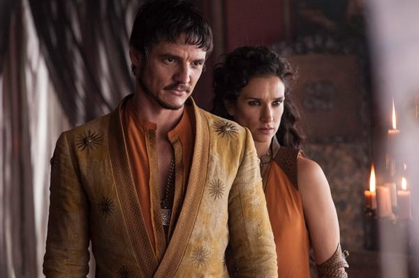 Pedro Pascal em Game of Thrones