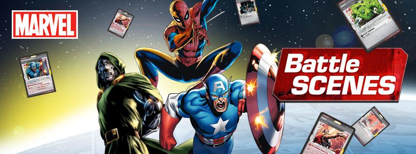 Marvel Battle Scenes