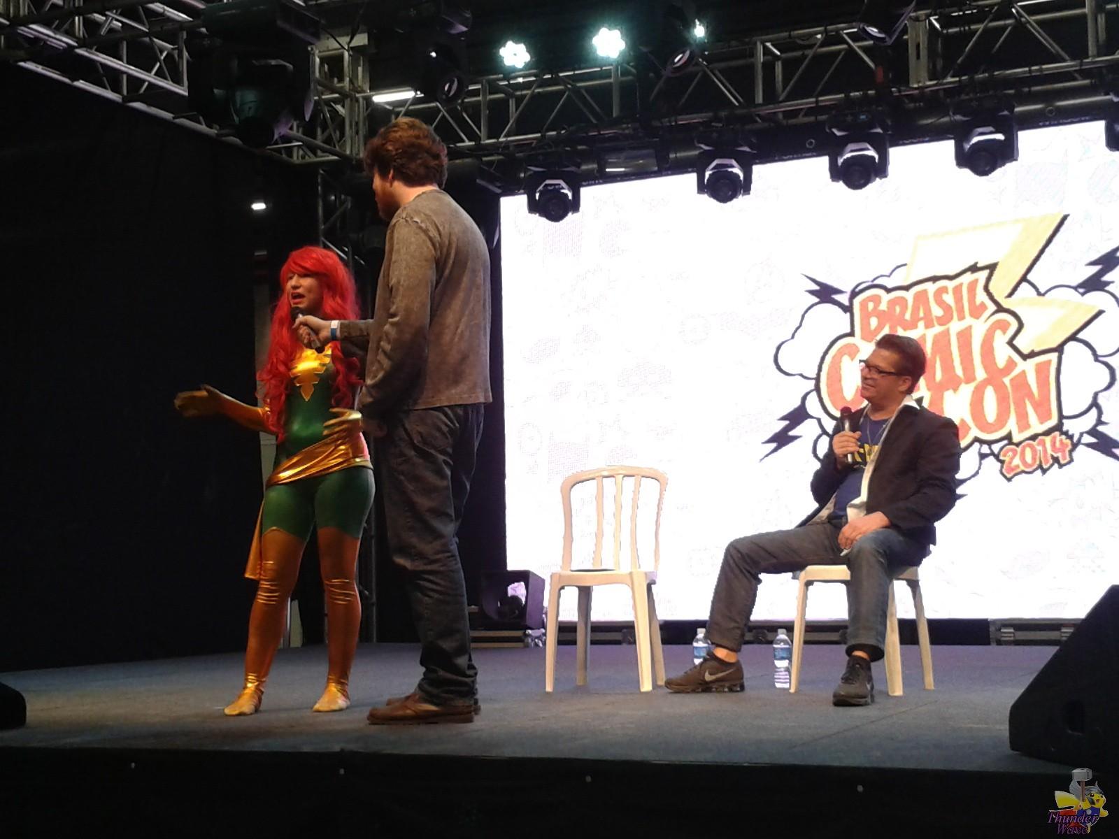 Especial Brasil Comic Con 40