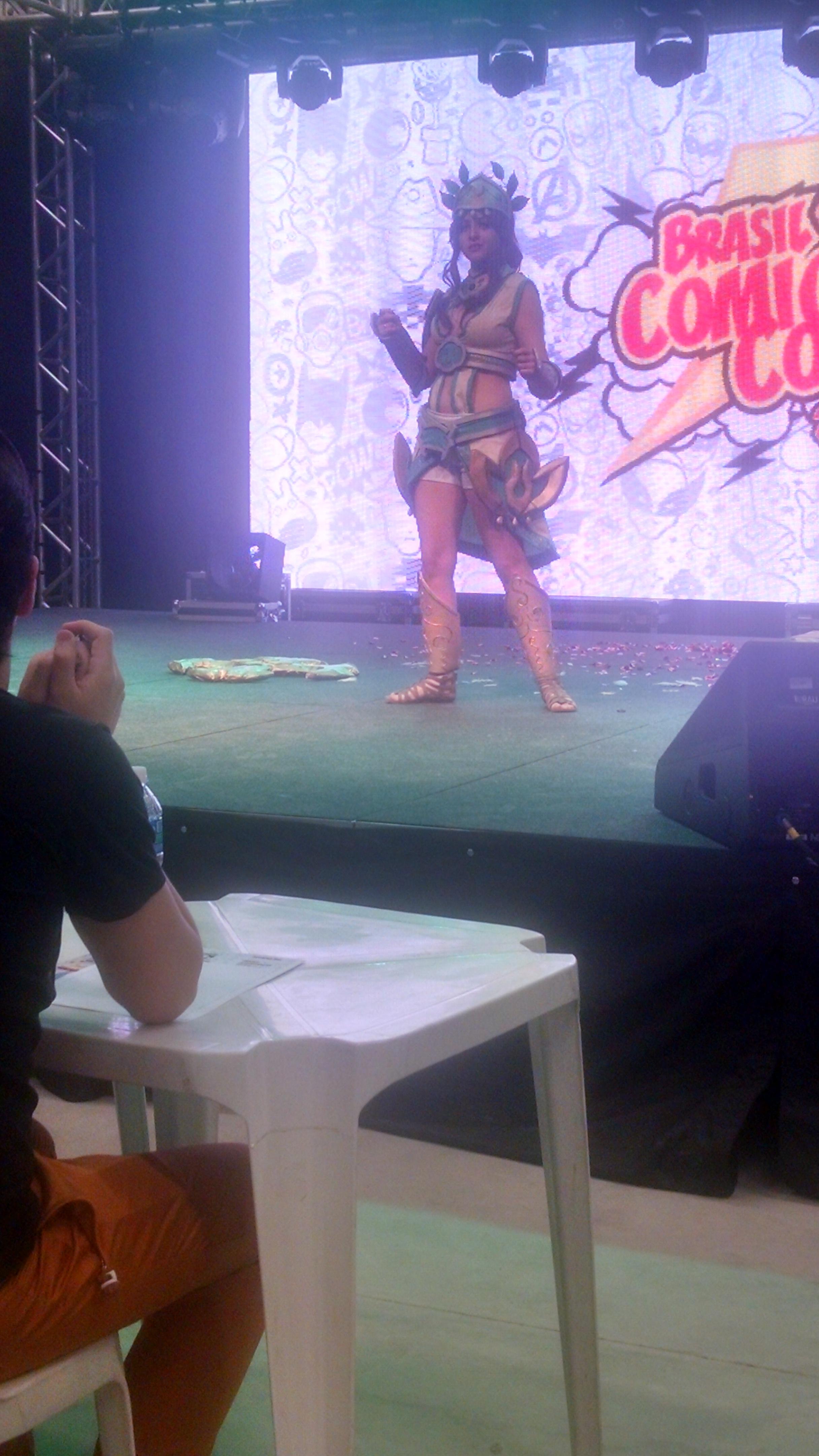 Especial Brasil Comic Con 46