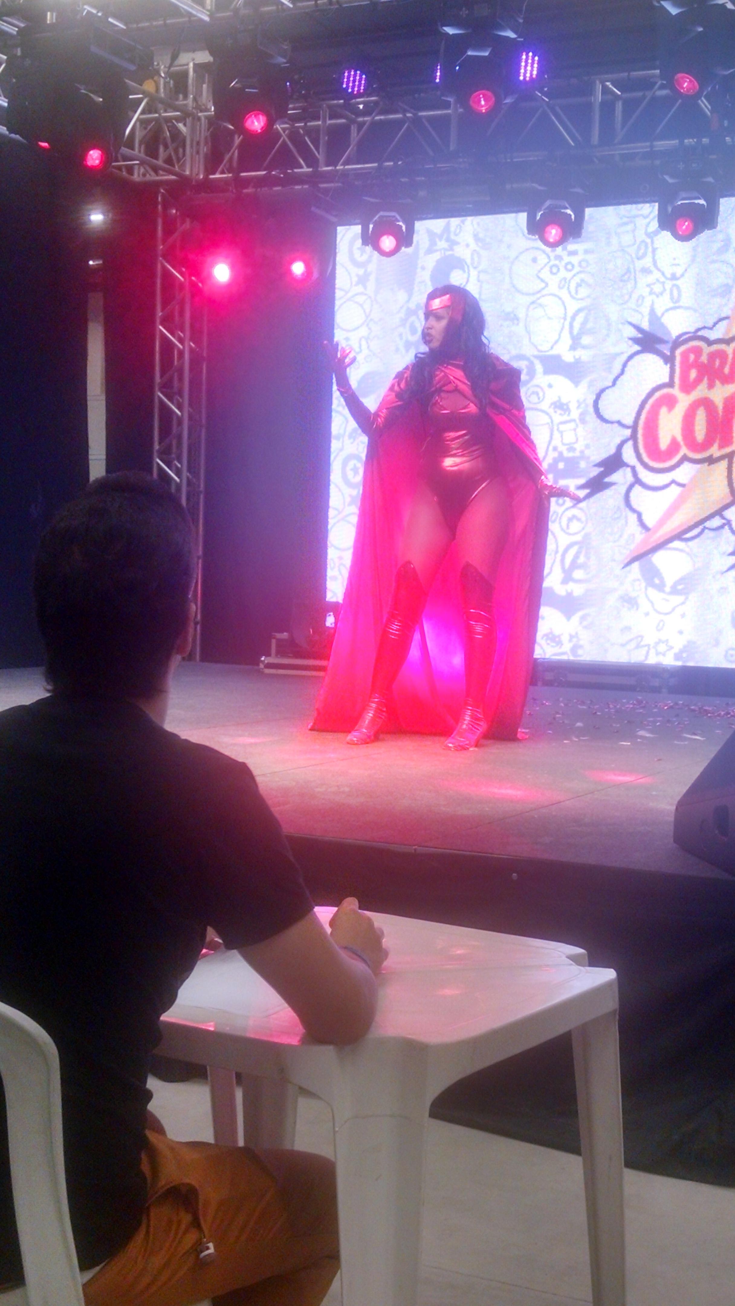Especial Brasil Comic Con 45