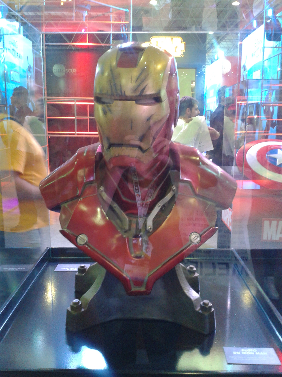 Objetos Marvel