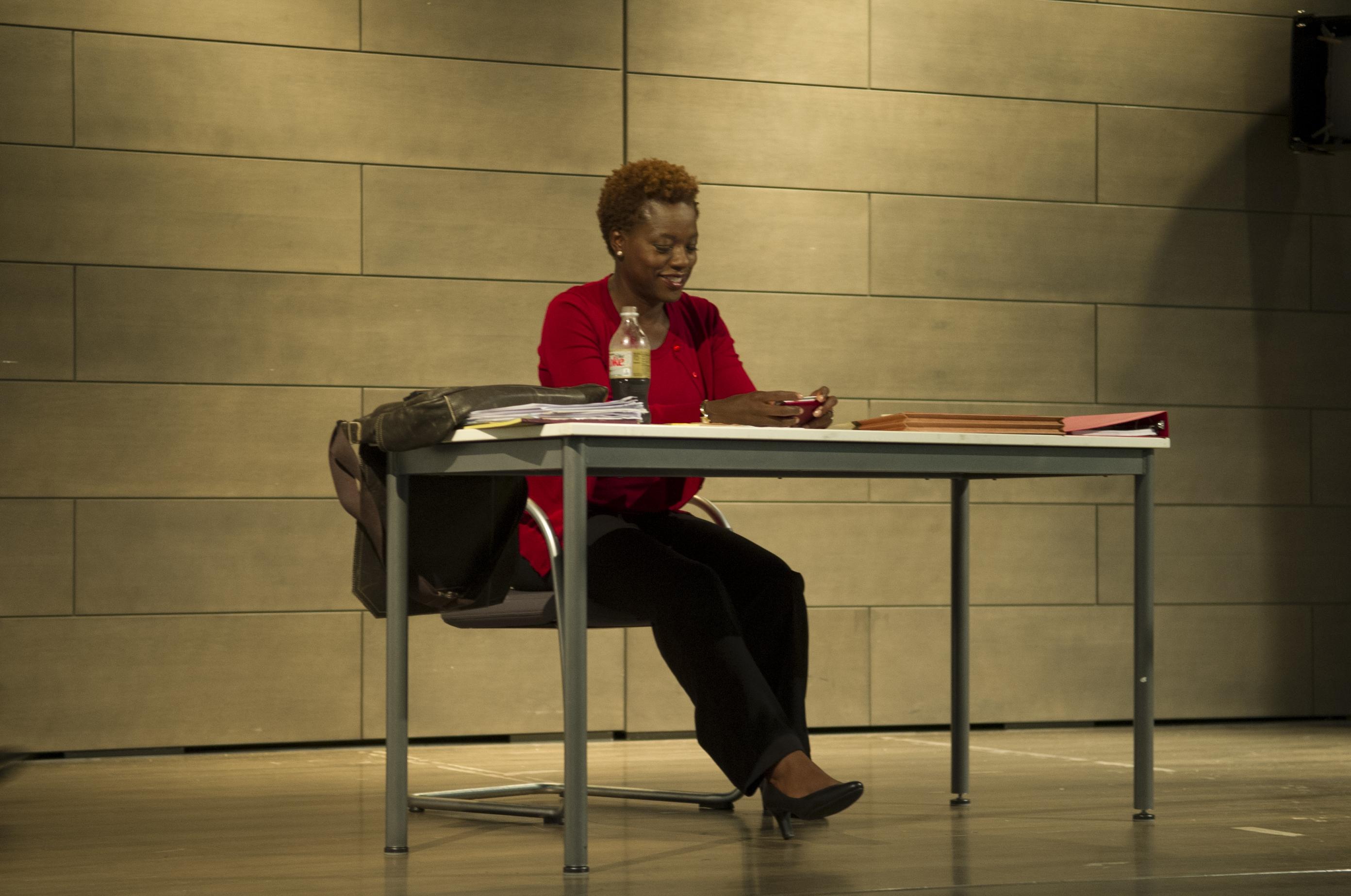 Lillian (Viola Davis)