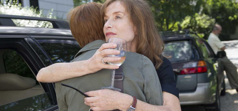 Mãe e filha (e vinho)
