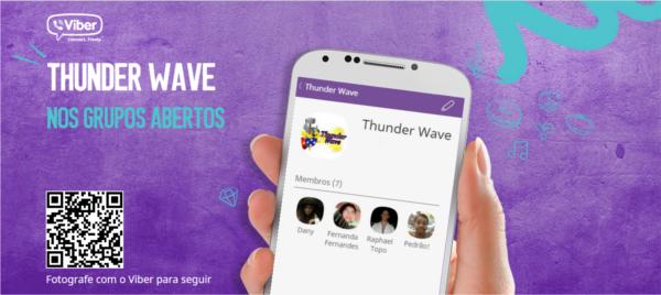 Grupo Aberto Thunder Wave