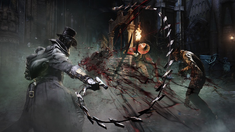 Review Bloodborne