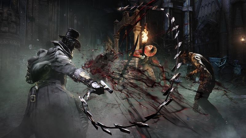 Review Bloodborne