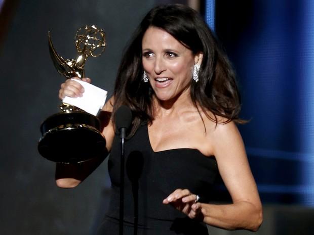 Julia Louis-Dreyfus Emmy 2015