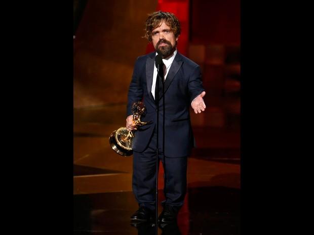Peter Dinklage Emmy 2015