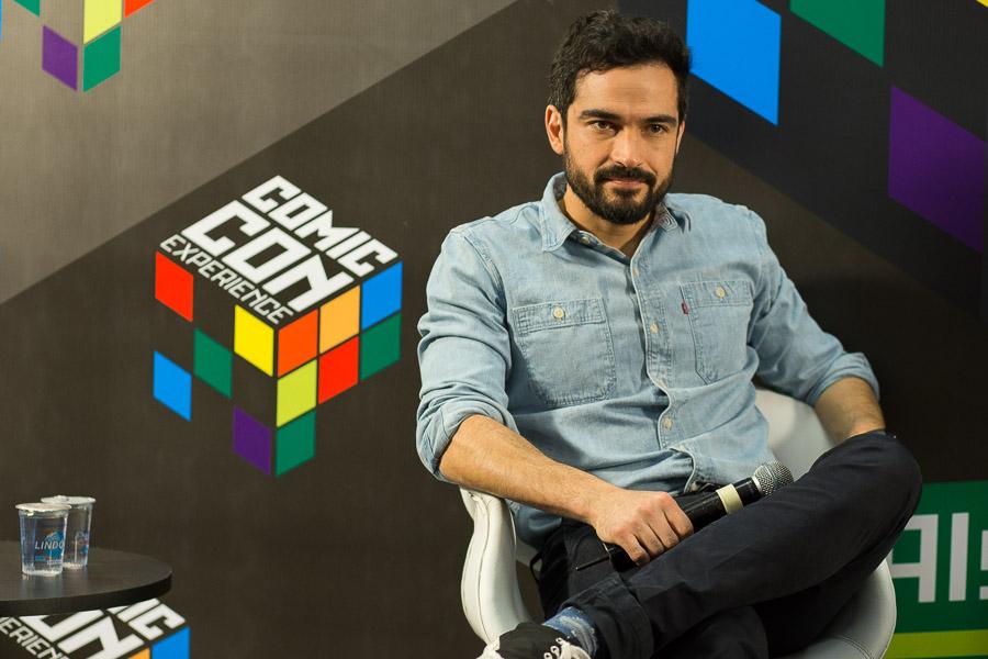 Alfonso Herrera Brasil