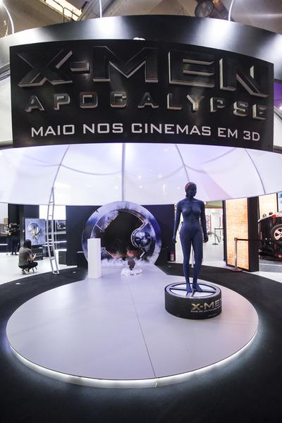X-men na CCXP