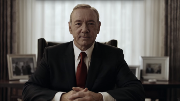 Nova temporada de House of Cards ganha data de estreia 1