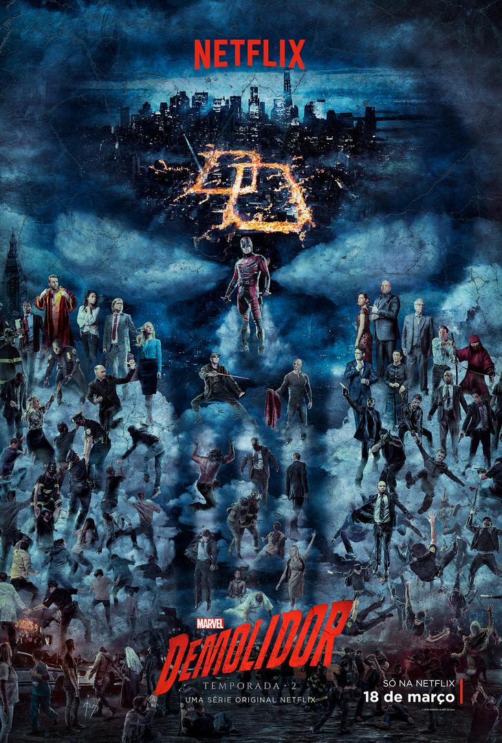 Poster Demolidor