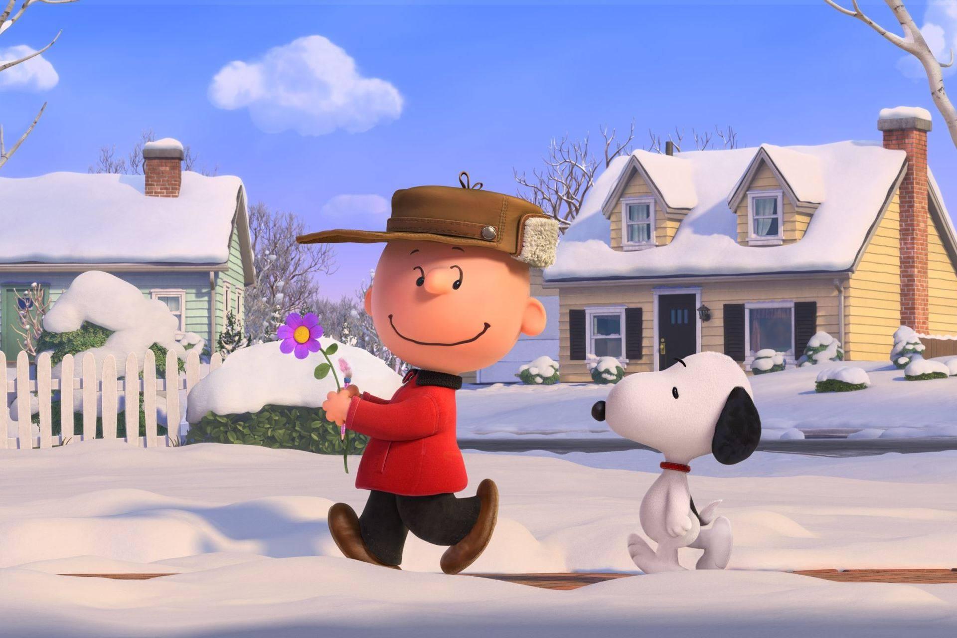 Snoopy e Charlie Brown Peanuts, O Filme