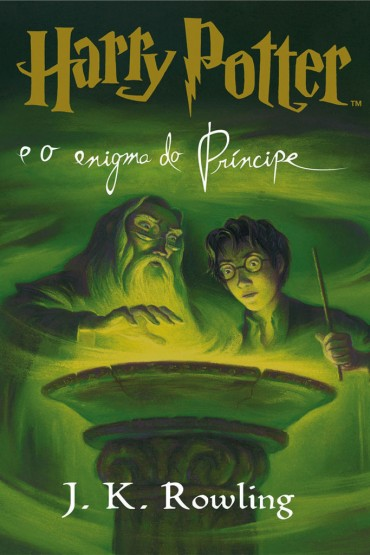 Harry Potter e o Enigma do Principe
