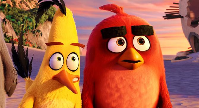 Resenha Angry Birds O Filme