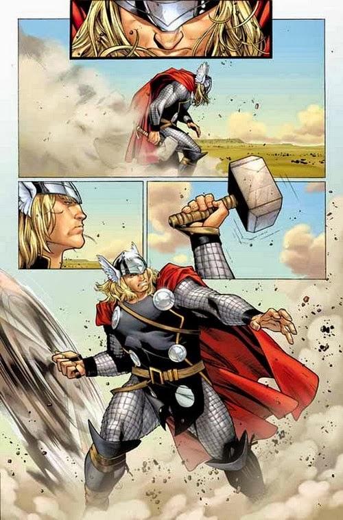 Resenha: Thor- O Renascer do Deuses 1