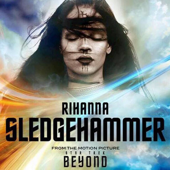 Star Trek Rihanna