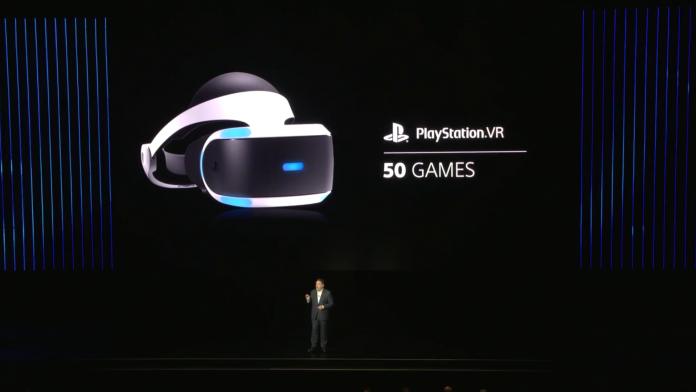 E3 2016: Sony anuncia oficialmente o lançamento do Playstation VR 1
