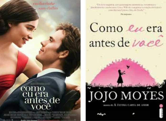 Comparativo Filme vs Livro: 'Como Eu Era Antes de Você' 1