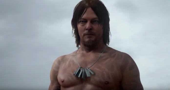 E3 2016: Death Stranding é anunciado com vídeo que mostra Norman Reedus pelado 1