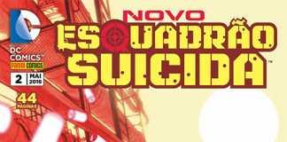 Resenha Novo Esquadrao suicida 2