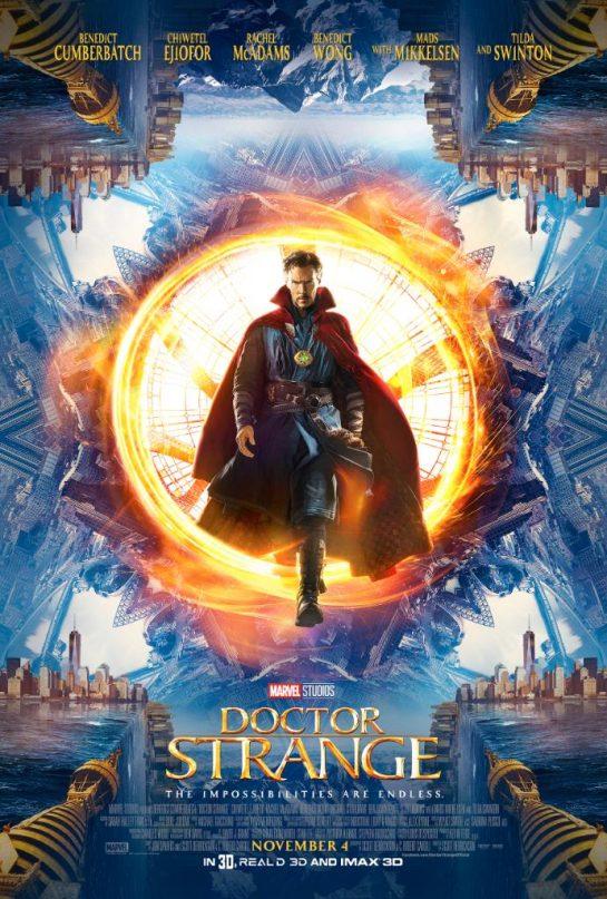 Poster Doutor Estranho