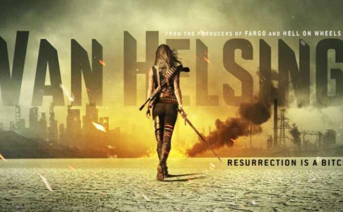 """Saiu o primeiro trailer oficial da série """"Van Helsing"""" 1"""