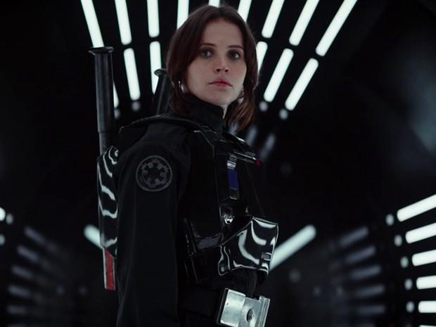 Pôster e vídeo de 'Rogue One – Uma História Star Wars' são divulgados na Star Wars Celebration 1