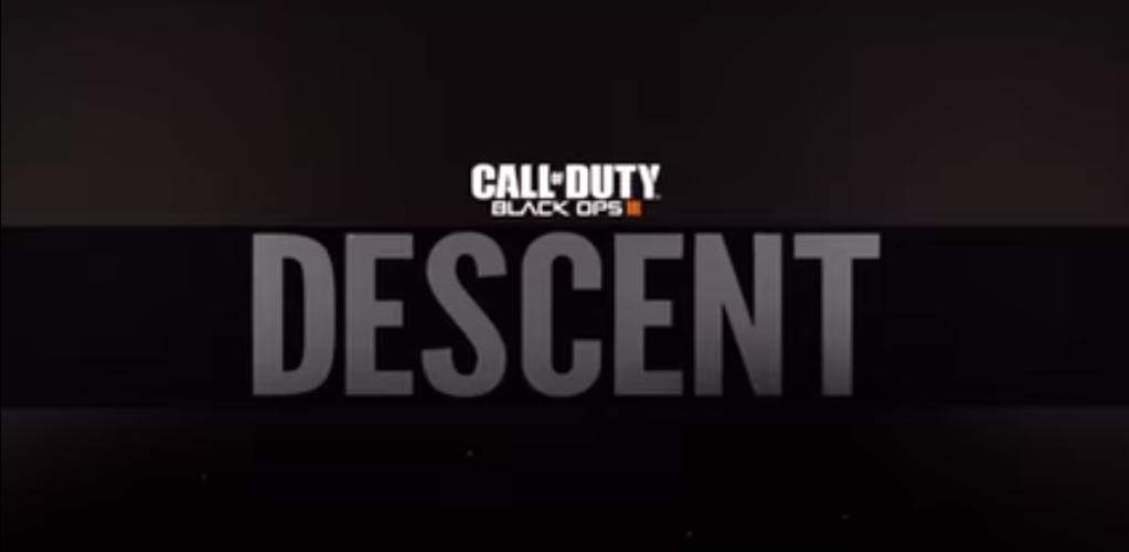 trailer Call of Duty Descent