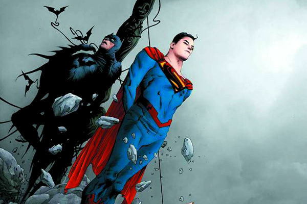 Batman Superman Dois Mundos